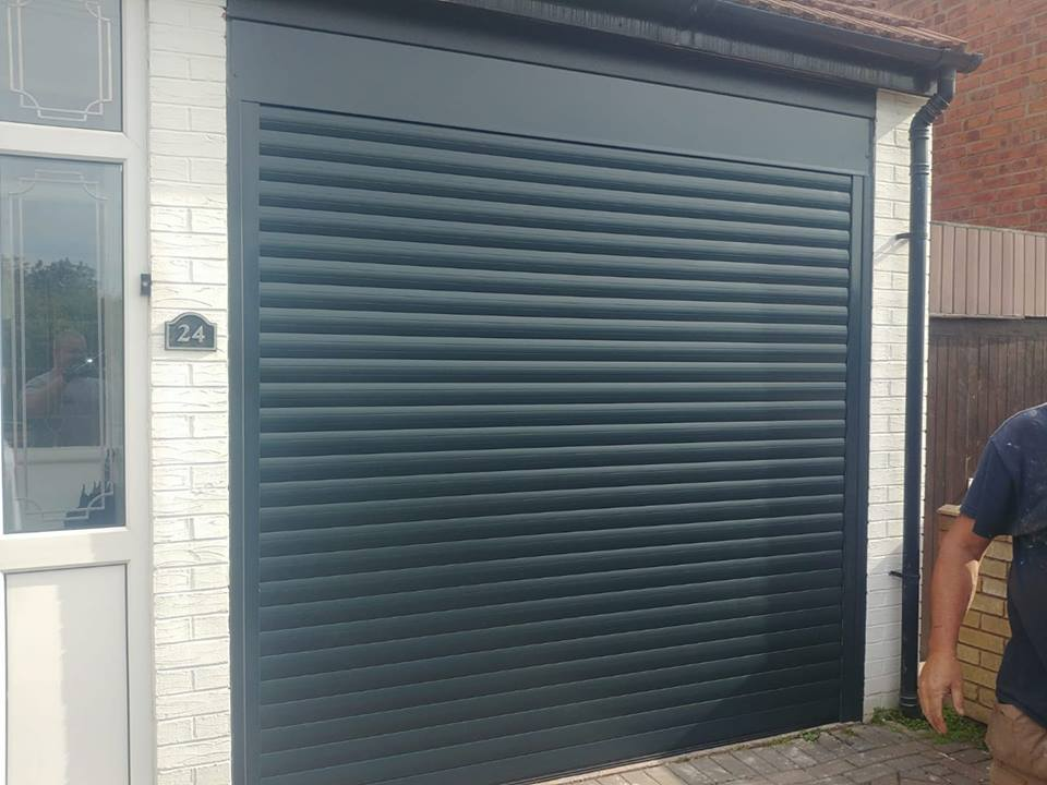 SWS Excel Roller Garage Door Aug 18
