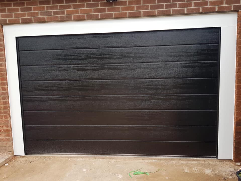 Teckentrup Insulated Sectional Garage Door – June 16