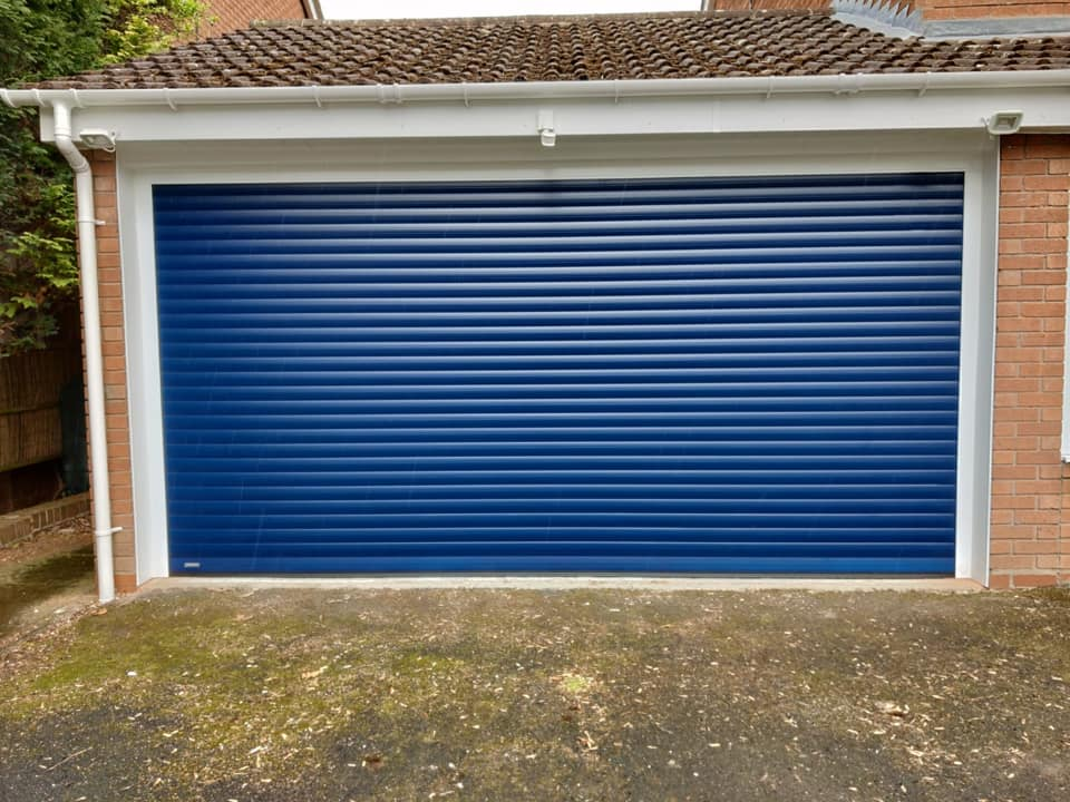 Secured By Design SWS Roller Garage Door May 21